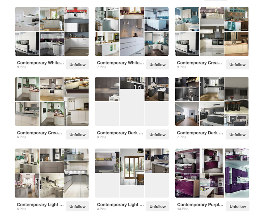 Create Your Own Kitchen Mood Board